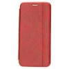 Чехол книжка для Samsung Galaxy S20 Fashion Case Retro Line Красный