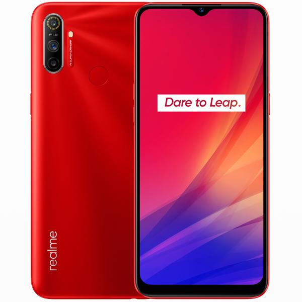 Realme C3 3 64GB (RU) Red