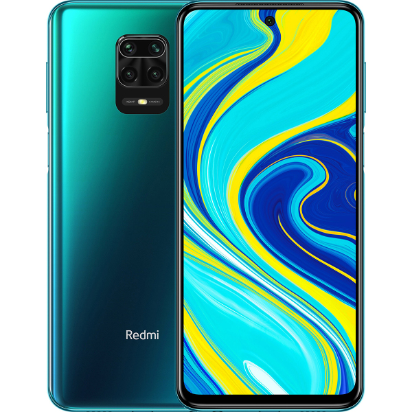 Xiaomi Redmi Note 9S 6 128Gb EU Blue
