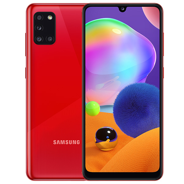 Samsung Galaxy A31 4 64Gb Red