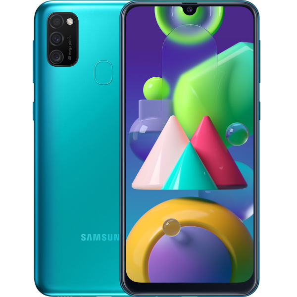 Samsung Galaxy M21 4 64Gb Green