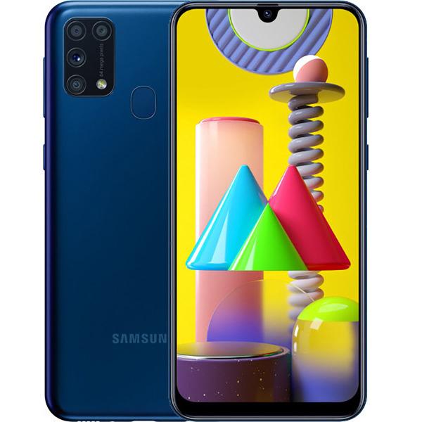 Samsung Galaxy M31 Blue характеристики, подробное описание