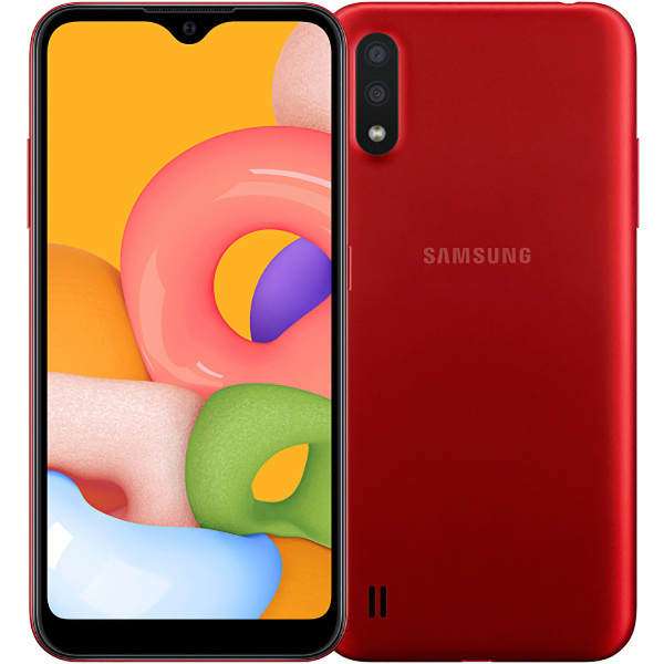 Samsung Galaxy M01 32Gb Red