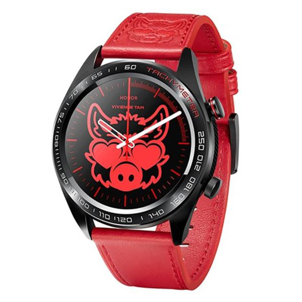 Huawei Honor Watch Magic (Silicone strap) Red