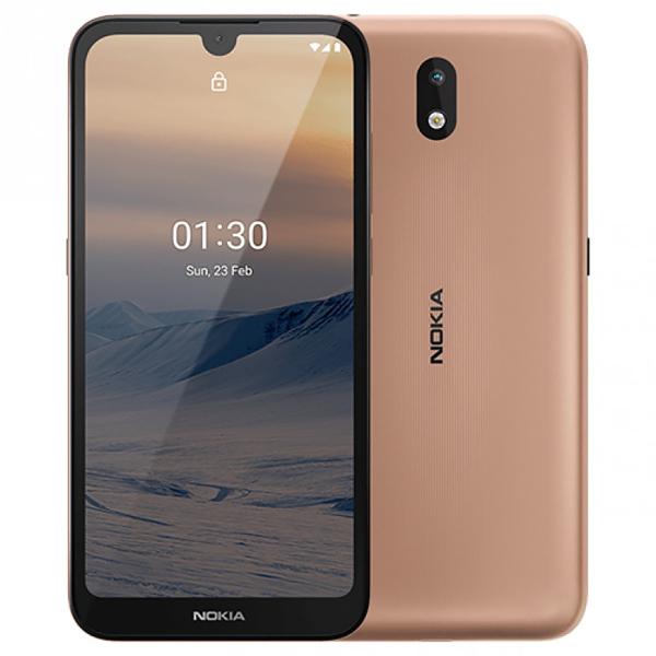 Купить Nokia 1.3 1 16Gb Dual Sim Sand по цене 5490 руб в Москве в интернет-магазине