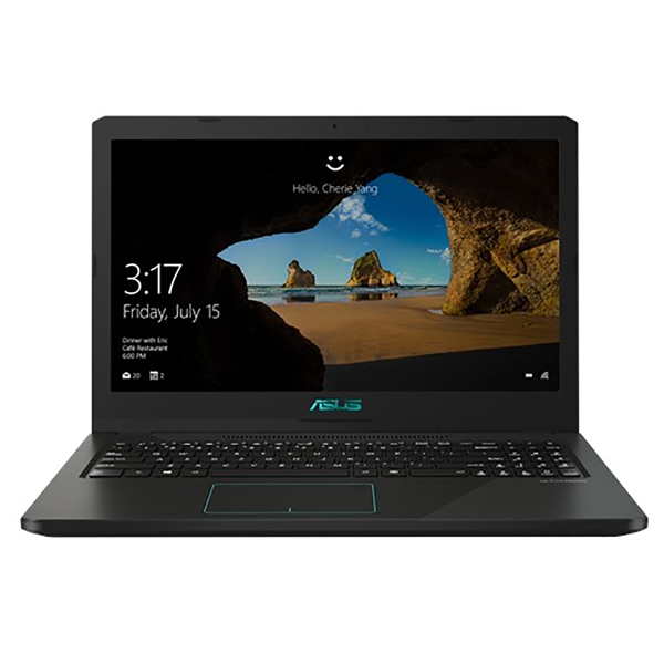 Ноутбук Asus VivoBook M570DD DM009T Ryzen 5 3500U 8Gb SSD512Gb nVidia GeForce GTX 1050 4Gb 15.6 FHD 1920x1080 Windows 10 black WiFi BT Cam