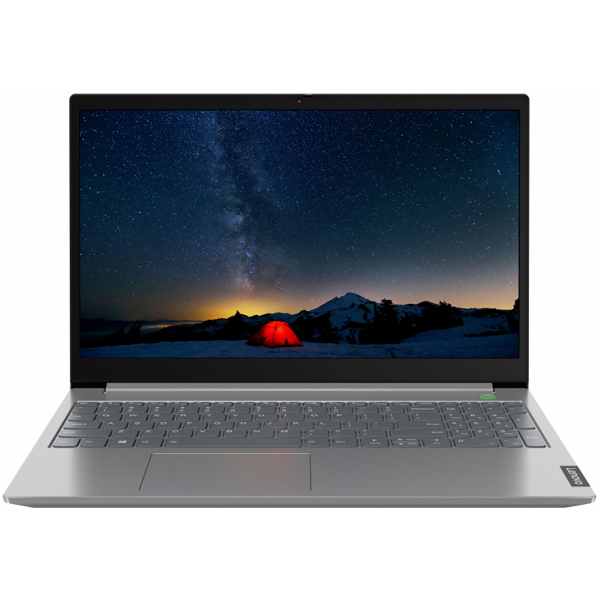 Ноутбук Lenovo Thinkbook 15 IIL Core i3 1005G1 4Gb SSD128Gb Intel UHD Graphics 15.6 IPS FHD 1920x1080 Free DOS grey WiFi BT Cam ноутбук hp probook 430 g7 core i5 10210u 16gb ssd256gb intel uhd graphics 13 3 fhd 1920x1080 free dos 3 0 silver wifi bt cam