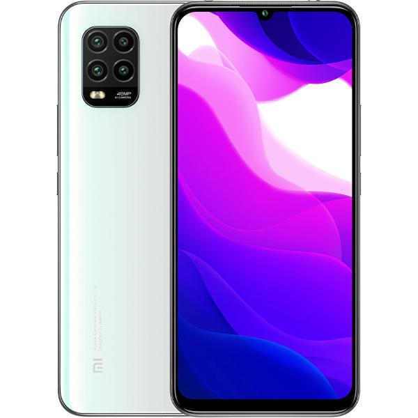 Xiaomi Mi 10 Lite 8 256Gb EU White характеристики, подробное описание