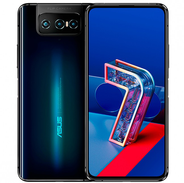 Asus Zenfone 7 8 128Gb Black