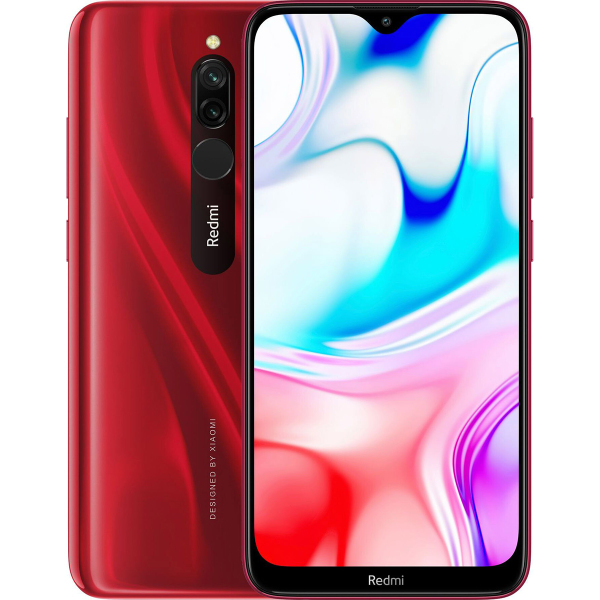 Xiaomi Redmi 8 4 64Gb Red