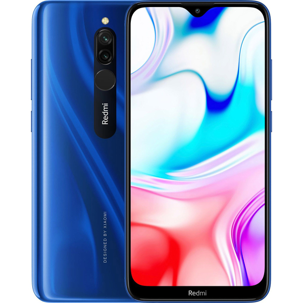 Xiaomi Redmi 8 4 64Gb Blue