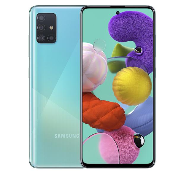 Samsung Galaxy A51 128Gb Blue характеристики, подробное описание