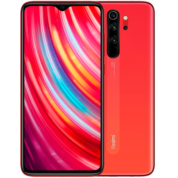 Xiaomi Redmi Note 8 Pro 6 128Gb EU Orange