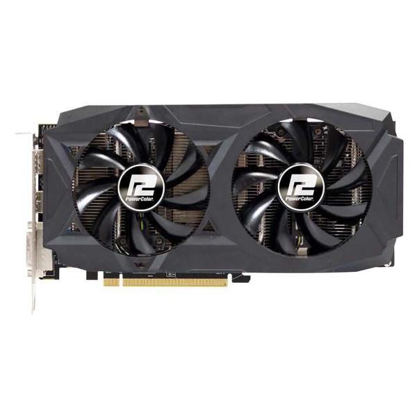 Отзывы покупателей о Видеокарта PowerColor Radeon RX 580 (AXRX 580 8GBD5-DHDV2/OC)