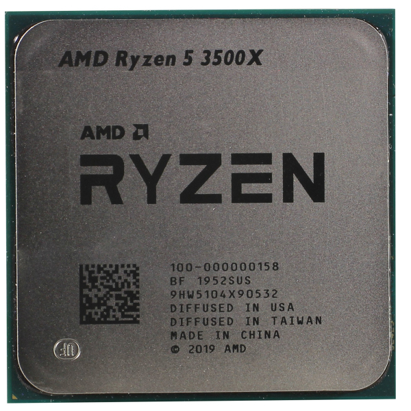 Процессор AMD Ryzen 5 3500X AM4 (100-000000158) OEM