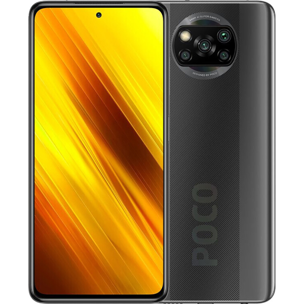 Xiaomi Poco X3 NFC 6 128Gb EU Shadow Grey