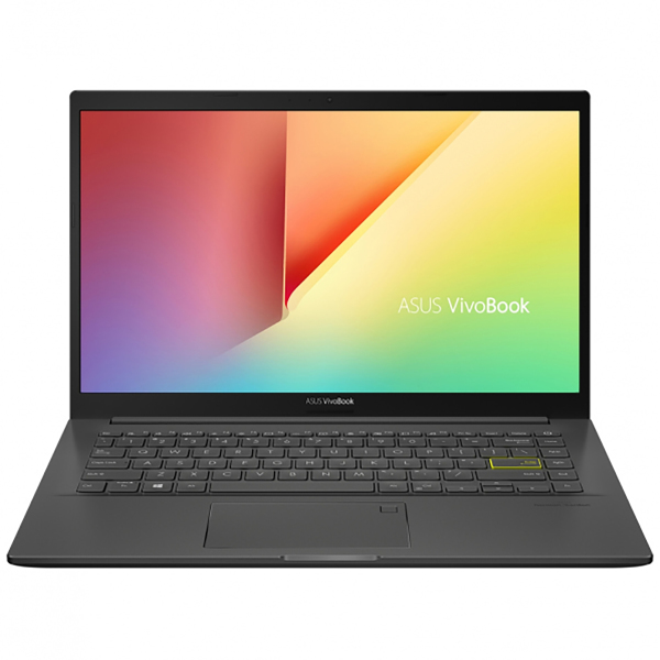 "Ноутбук Asus VivoBook K413FA-EB474T Core i5 10210U 8Gb SSD256Gb Intel UHD Graphics 14"" IPS FHD (1920x1080) Windows 10 black WiFi BT Cam"