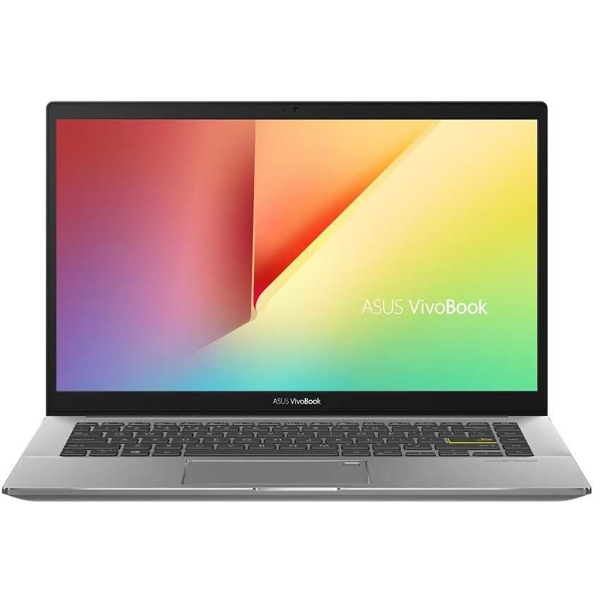 "Ноутбук Asus VivoBook S433FA-EB069T Core i5 10210U 8Gb SSD256Gb Intel UHD Graphics 14"" FHD (1920x1080) Windows 10 black WiFi BT Cam"
