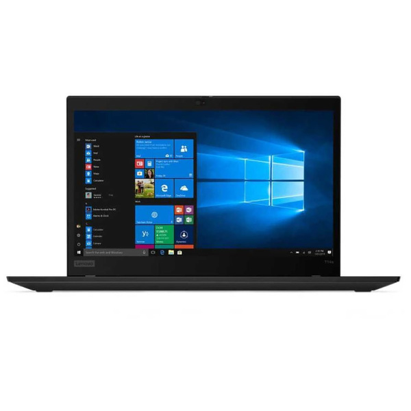 "Ноутбук Lenovo ThinkPad T14s G1 T Core i5 10210U 16Gb SSD512Gb Intel UHD Graphics 14"" FHD (1920x1080) Windows 10 Professional black WiFi BT Cam"
