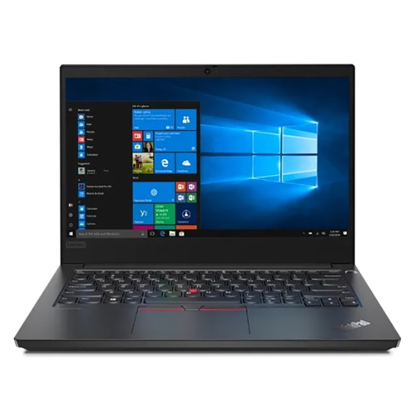 "Ноутбук Lenovo ThinkPad E14-ARE T Gen 2 Ryzen 7 4700U 8Gb SSD256Gb Intel UHD Graphics 14"" WVA FHD (1920x1080) Windows 10 Professional black WiFi BT Cam"