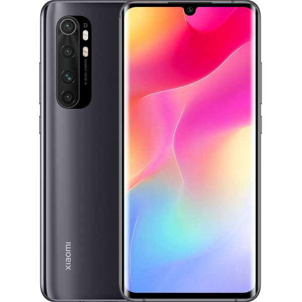 Уцененный товар Xiaomi Mi Note 10 Lite 8 128Gb EU Black