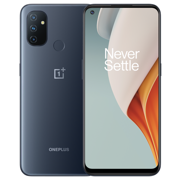 OnePlus Nord N100 4 64Gb EU Midnight Frost