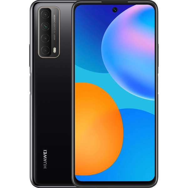 Huawei P smart (2021) Black