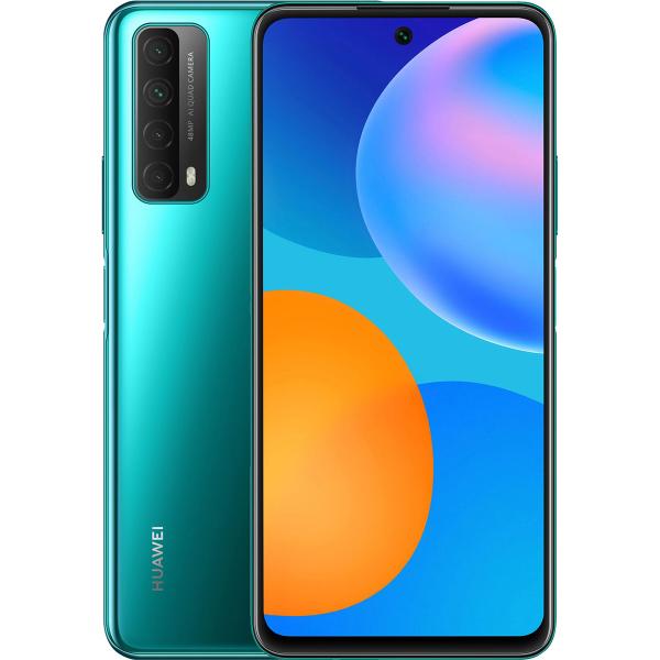 Купить Huawei P smart (2021) Green по цене 13250 руб в Москве в интернет-магазине