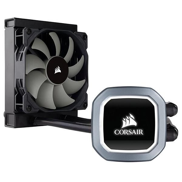 Система водяного охлаждения для процессора Corsair Hydro Series H60 120mm CW-9060036-WW