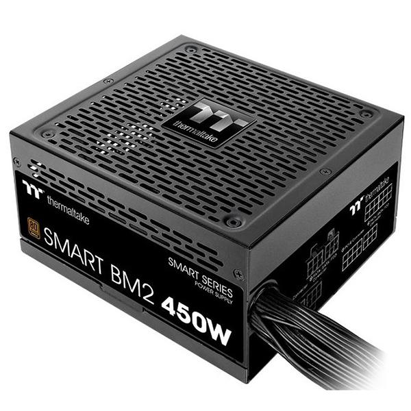 Блок питания Thermaltake Smart BM2 450W PS-SPD-0450MNFABE-1