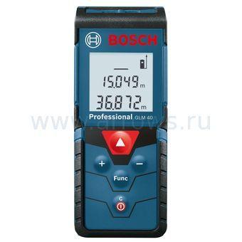 Лазерный дальномер Bosch GLM 40 0601072900