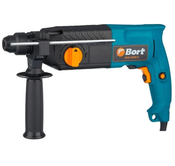 Перфоратор Bort BHD-800N-K 800Вт