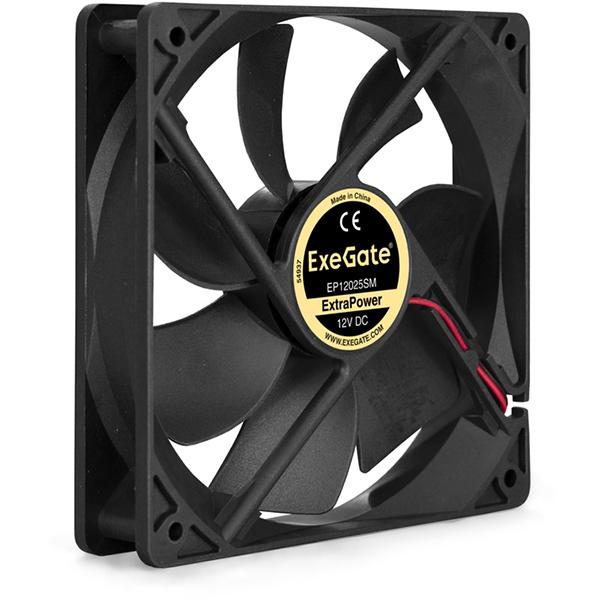 Вентилятор ExeGate ExtraPower EP12025SM EX283395RUS