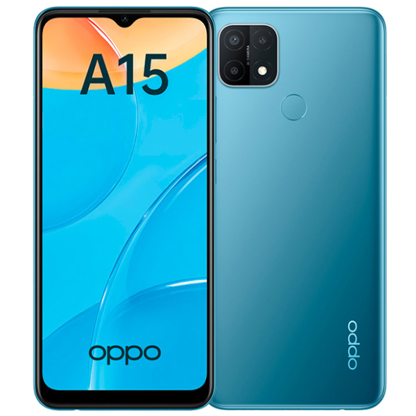 Oppo A15 2 32Gb Blue