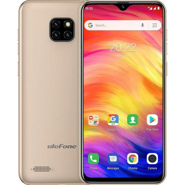 Ulefone Note 7 Gold