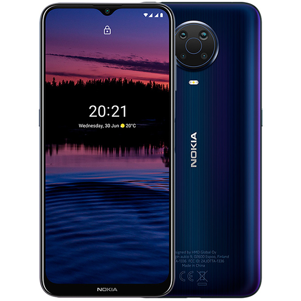 Nokia G20 4 64Gb Blue