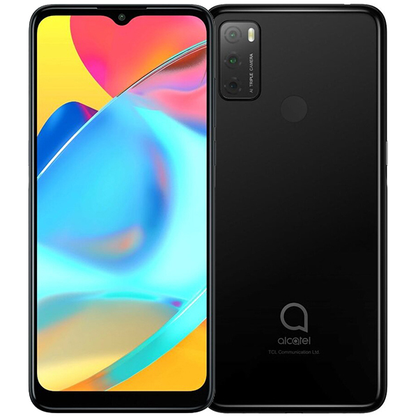 Alcatel 3L 6056H Black