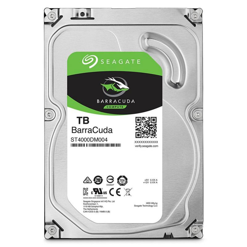 Жесткий диск Seagate Barracuda 2 Tb ST2000DM008