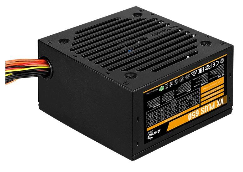Блок питания Aerocool ATX 650W VX PLUS 650W (VX-650 PLUS)