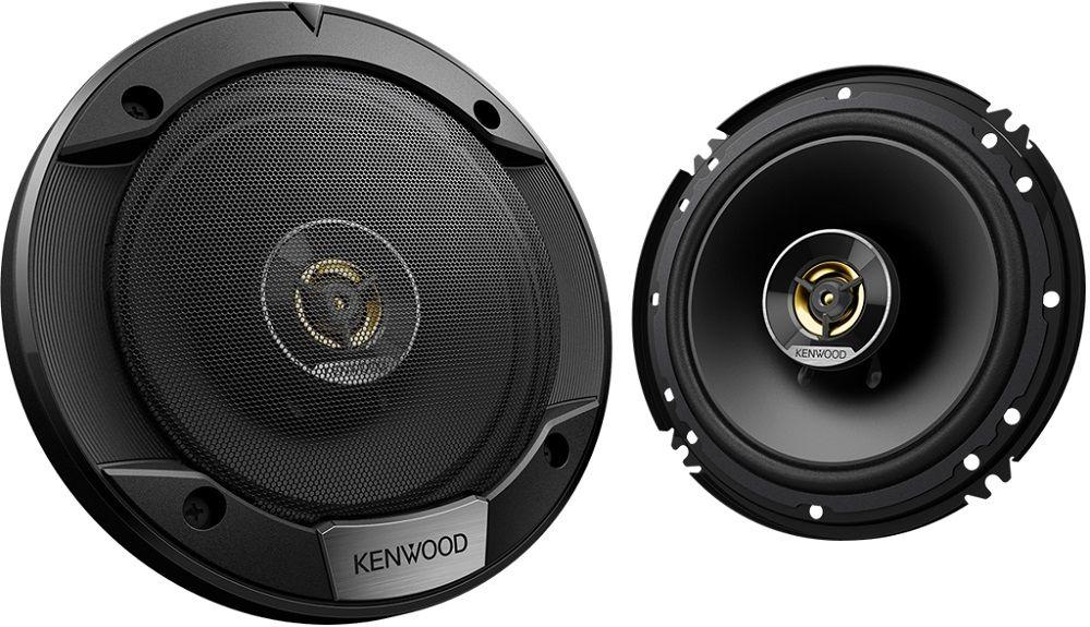 Колонки автомобильные Kenwood KFC S1676EX Черные