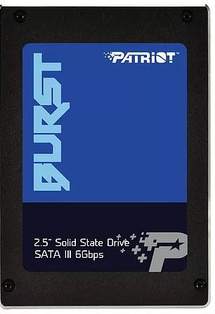 SSD накопитель Patriot Memory PBU120GS25SSDR