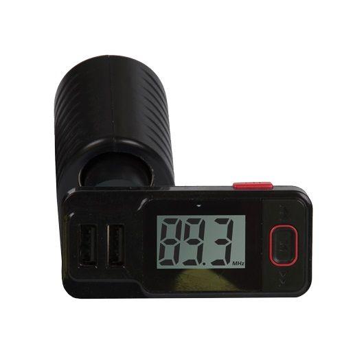 Фото - FM-трансмиттер Ritmix FMT-A775 fm трансмиттер eplutus fb 08 bt
