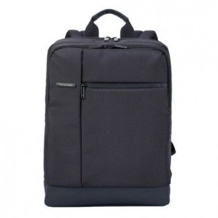 Рюкзак для ноутбука Xiaomi 15 Mi Business Backpack черный полиэстер нейлон (ZJB4064GL)
