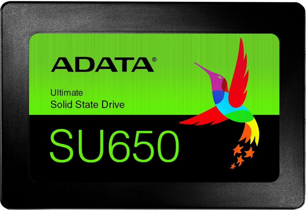 SSD накопитель A-Data Ultimate SU650 120Gb