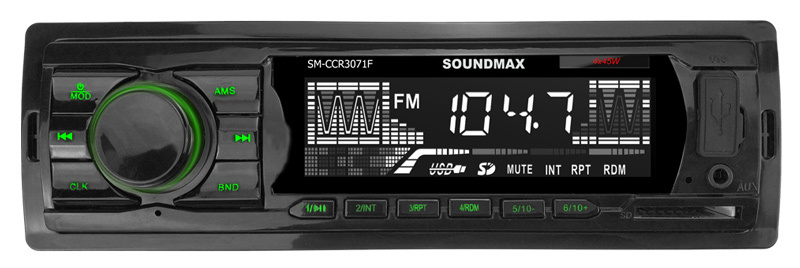 Автомагнитола Soundmax SM CCR3071F