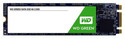 Твердотельный накопитель(SSD) Western Digital SSD накопитель WD Green PC SSD 480 Gb WDS480G2G0B
