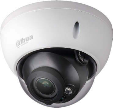 Камера видеонаблюдения Dahua DH-HAC-HDBW1200RP-Z 2.7 Белая камера видеонаблюдения dahua dh hac hfw1200tp 0280b 2 8 2 8мм белая
