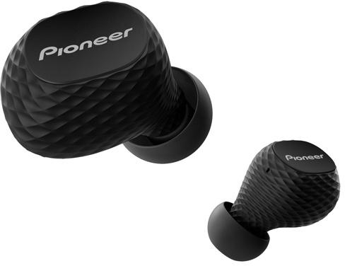 Наушники с микрофоном Pioneer SE-C8TW-B Черные