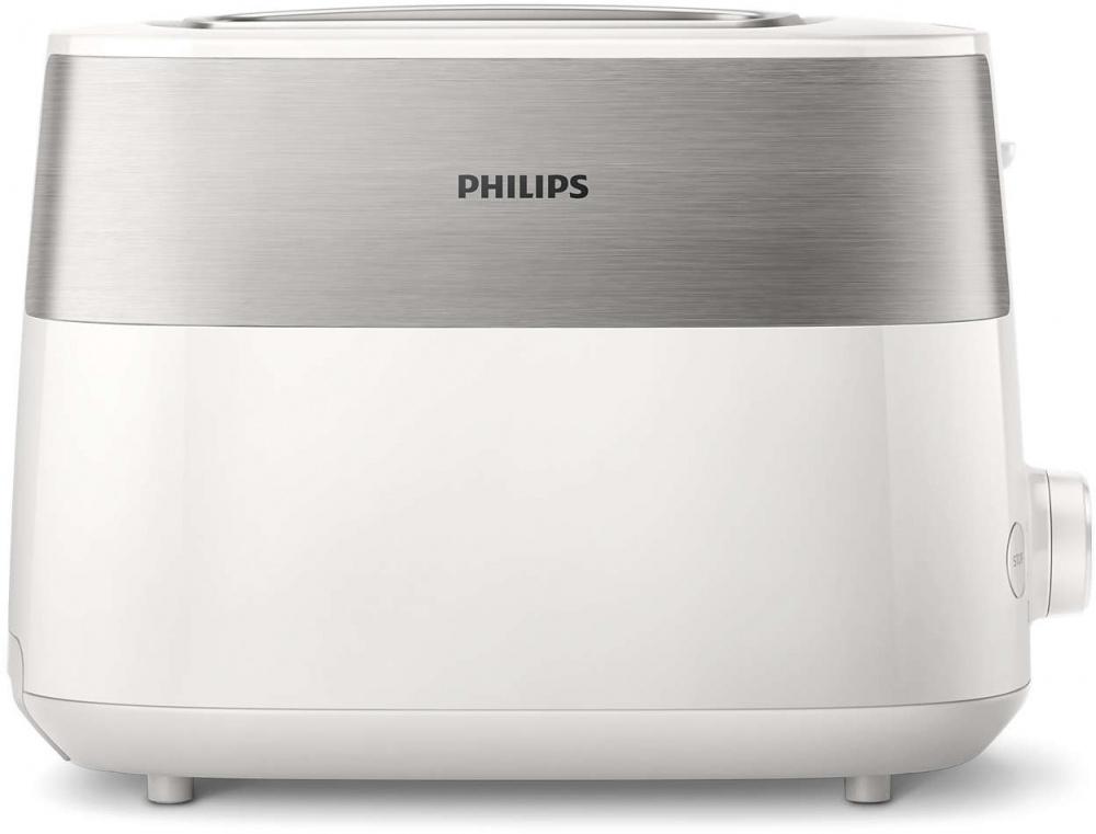 Фото - Тостер Philips HD2515 Белый тостер philips hd2628 00