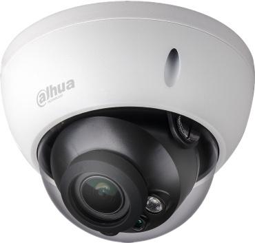 Камера видеонаблюдения Dahua DH-HAC-HDBW1400RP-Z 2.7 Белая камера видеонаблюдения dahua dh hac hfw1200tp 0280b 2 8 2 8мм белая